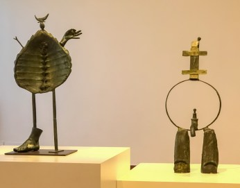 Sculptures by Joan Miró