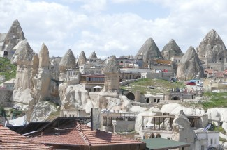 Göreme Fairy Chimneys