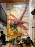Dragonfly by Bordalo II