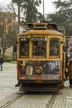 Iconic Porto Tram
