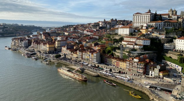 Porto - The historic riverfront