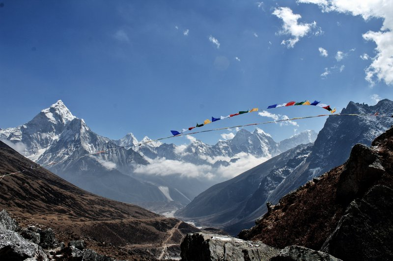 Thukla Memorial Everest Base Camp Trek