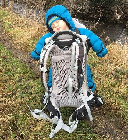 Review: Osprey Poco AG Premium child carrier