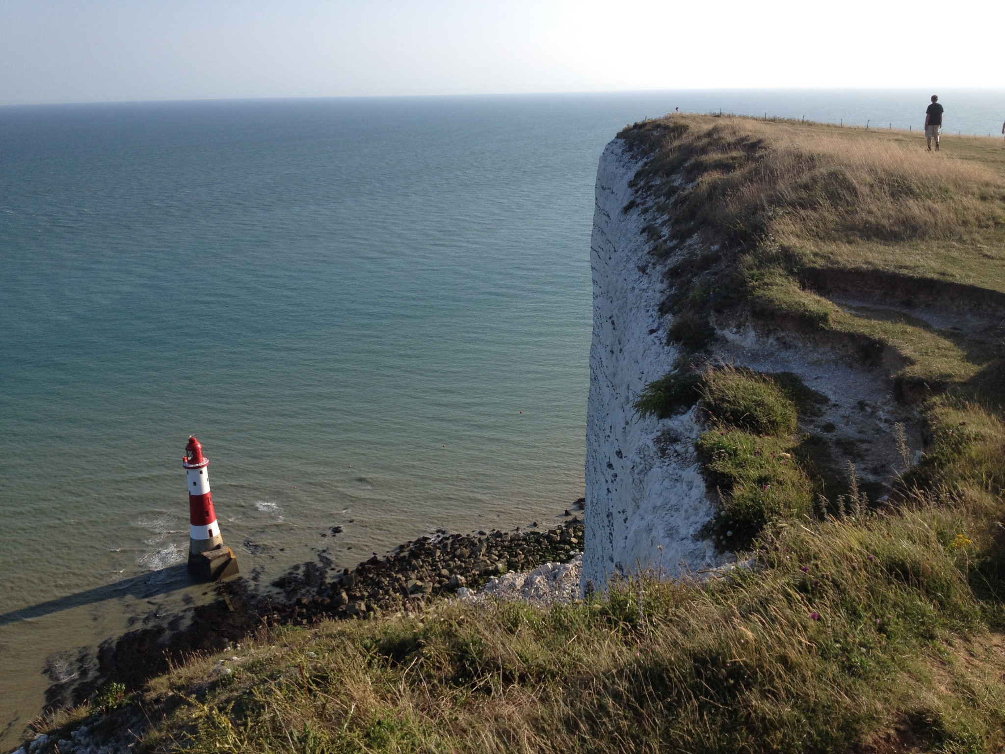 Family walk: Beachy Head, South Downs
