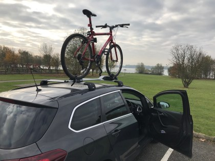 Review: Thule ProRide bike rack