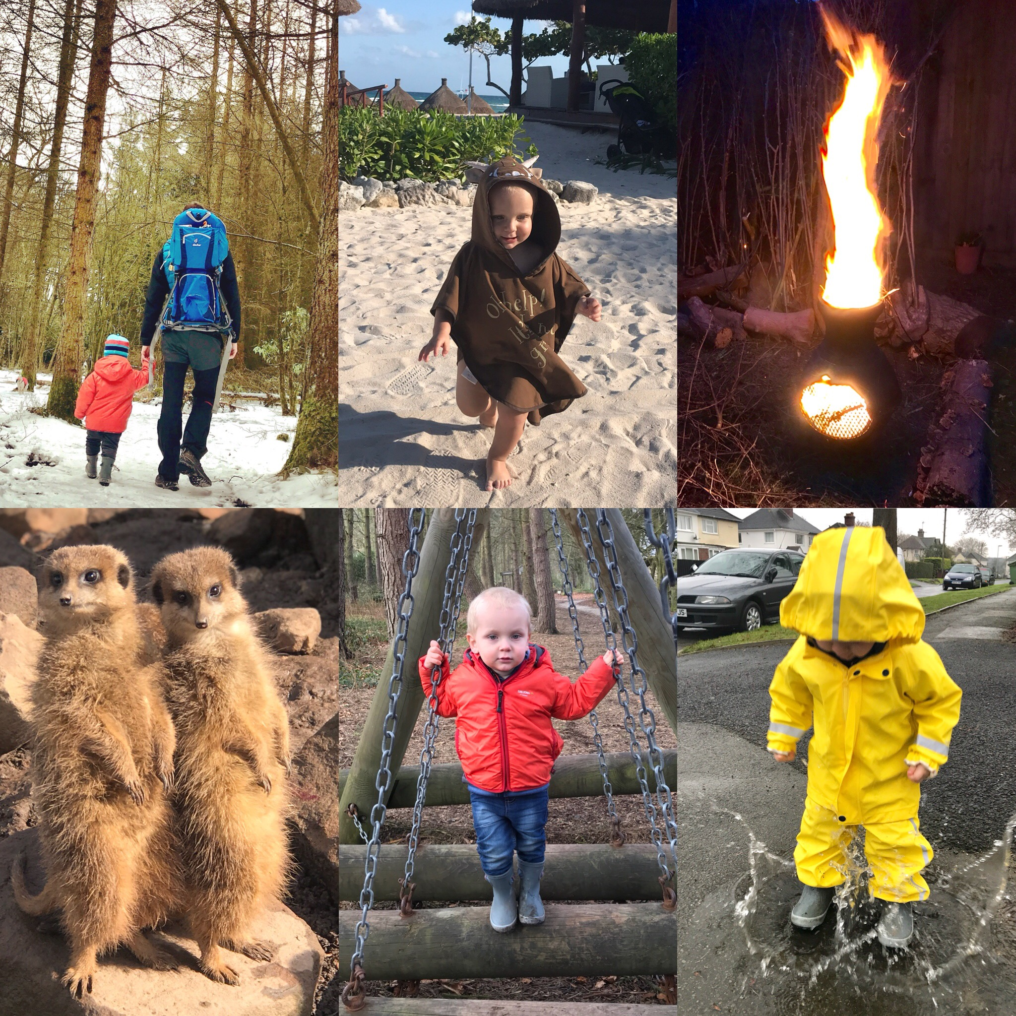 outdoor activities for families