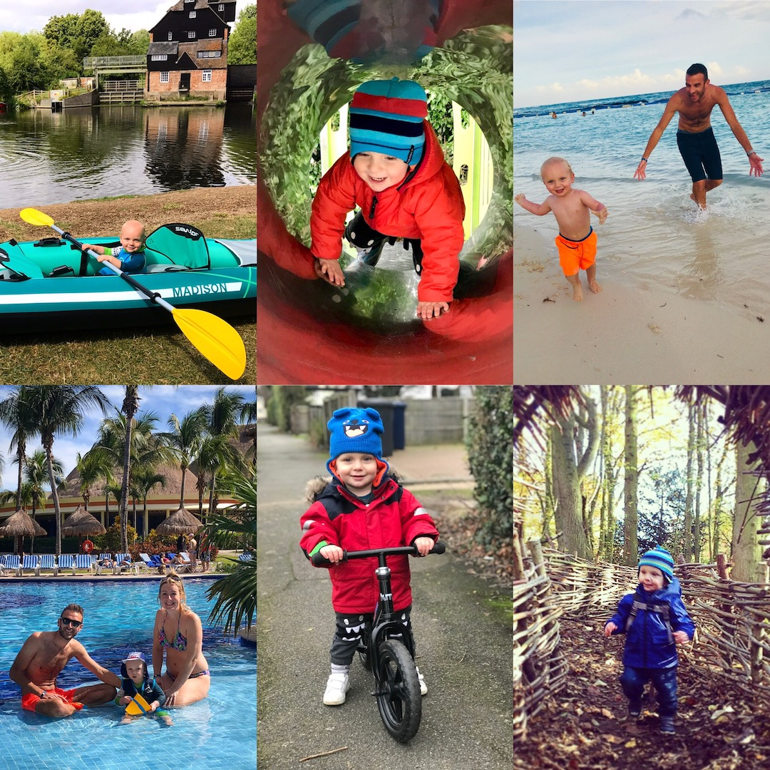 101 outdoor activities for families (1-20)