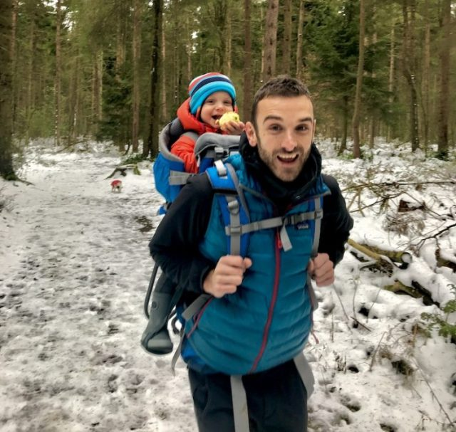 surviving two years as a dad