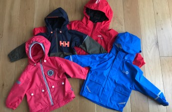 Best toddler waterproofs 2018