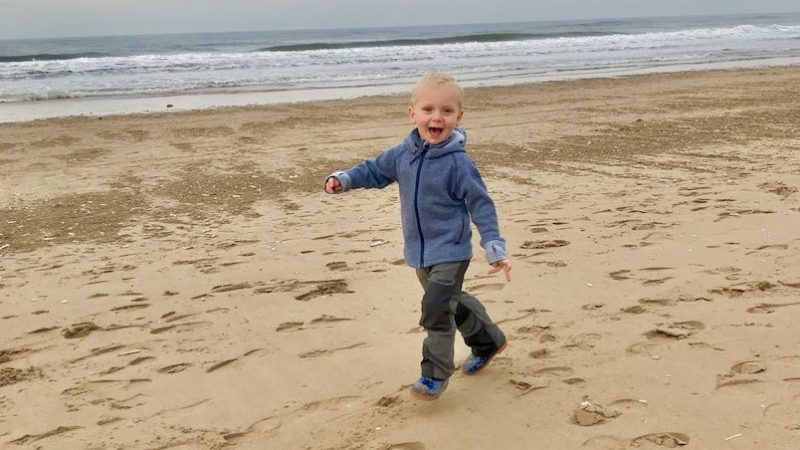 Family days out: Formby Beach, Merseyside
