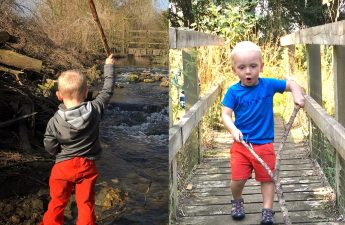Win Isbjorn kids outdoor gear