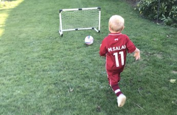 best age for children to play football