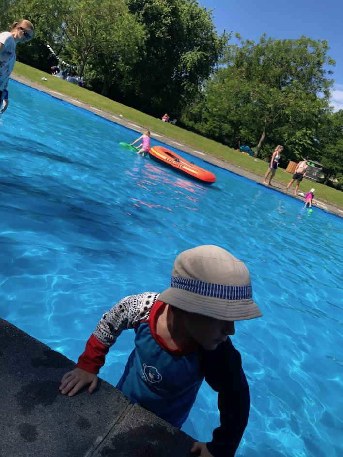 Lammas Land Paddling Pool
