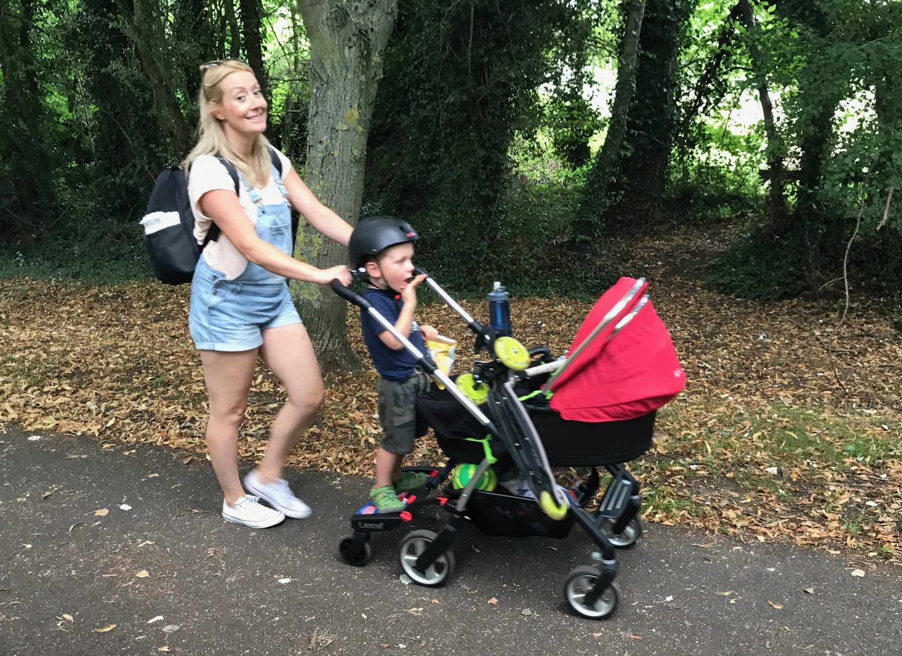 Review: Lascal BuggyBoard Maxi