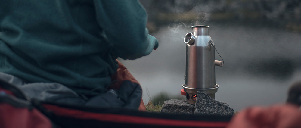 Wildcamping on Dartmoor | Foggintor Kelly Kettle