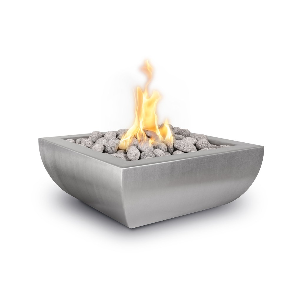 Avalon Fire Bowl - Stainless Steel