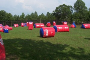 Speedball Field