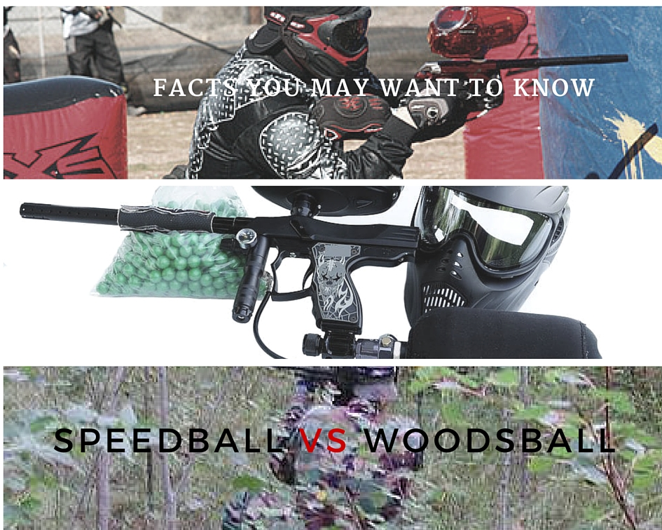 woodsball vs speedball