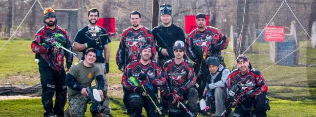 paintball sport team