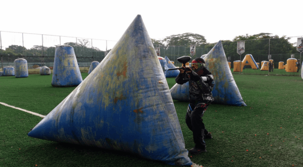 paintball without team