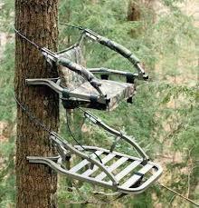 tree climbing stand