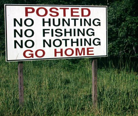 Hunt Private Land