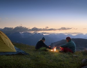 Learning to Camp