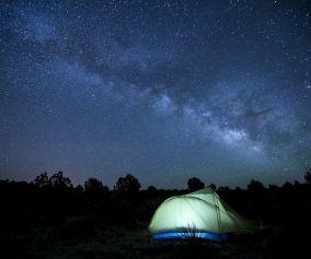 Starry Winter Sky