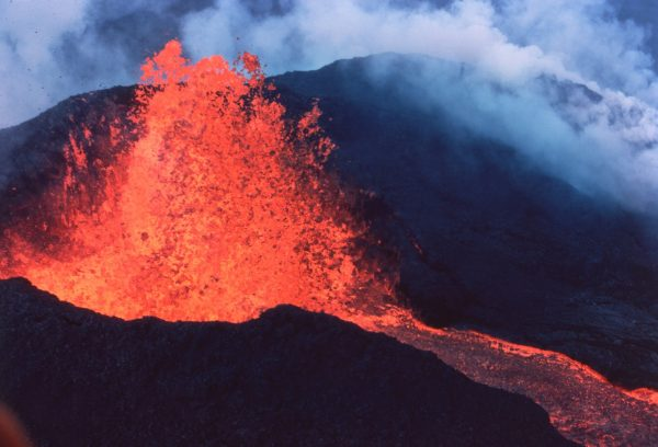 8 Most Active Volcanoes In The World