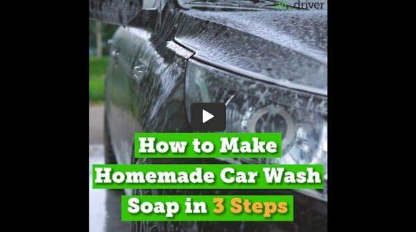 How To Make A Homemade Car Wash