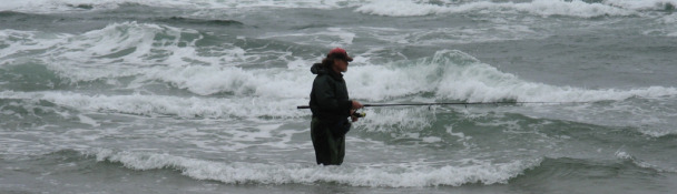 Me in the surf