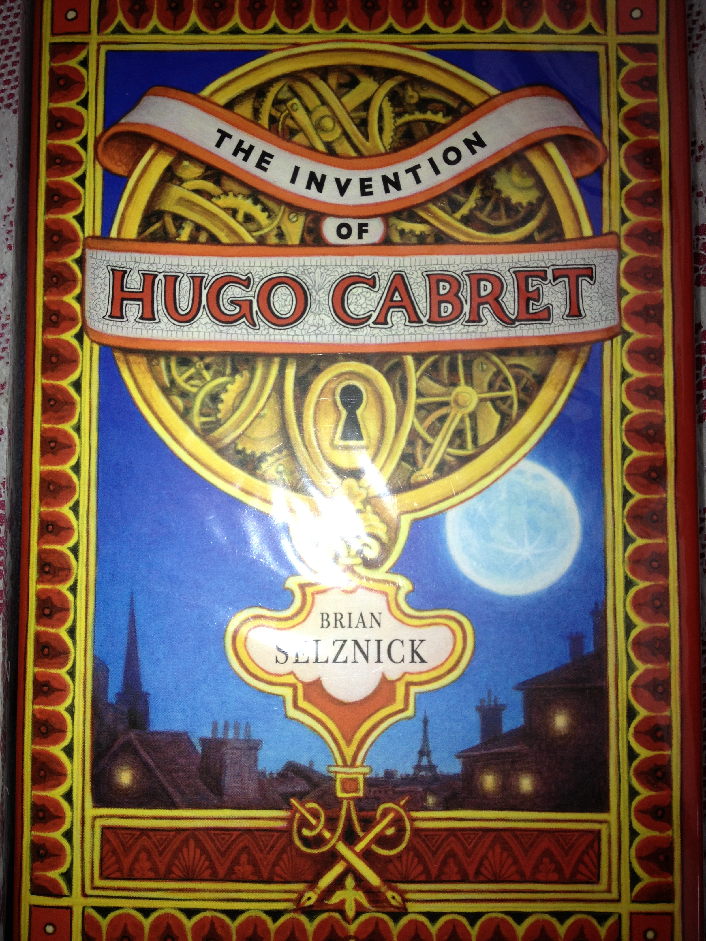 The Invention Of Hugo Cabret Sharing Our Learning