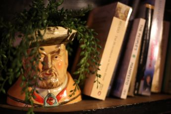 Henry VIII and his 6 books