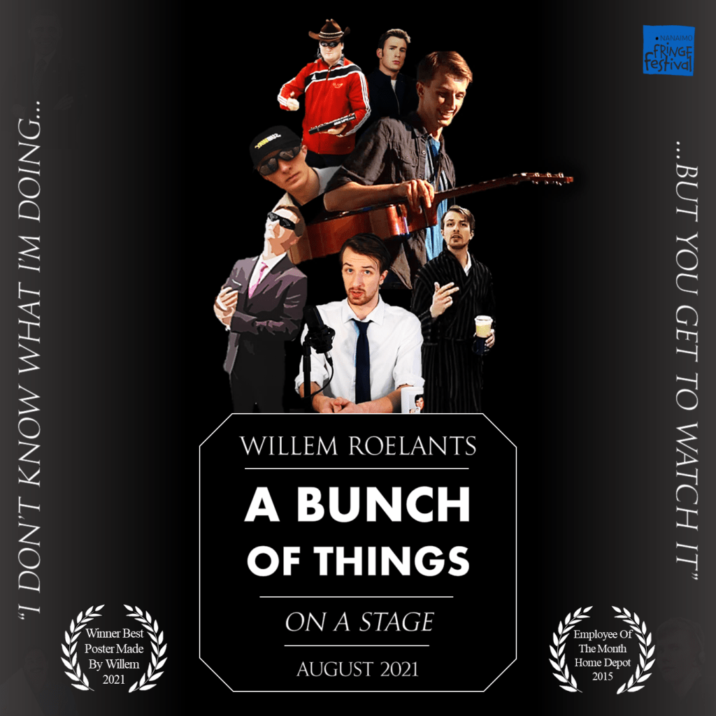 A Bunch of Things, Nanaimo Fringe Festival