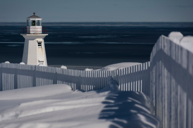 """""""Cape Spear Lighthouse"""" by Jeremy Harnum"""