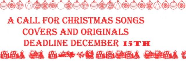 Christmas-Songs oc