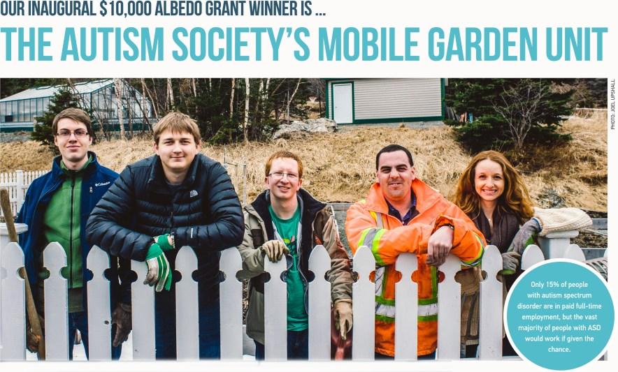 Mobile Garden Unit