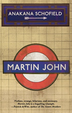 Martin John cover