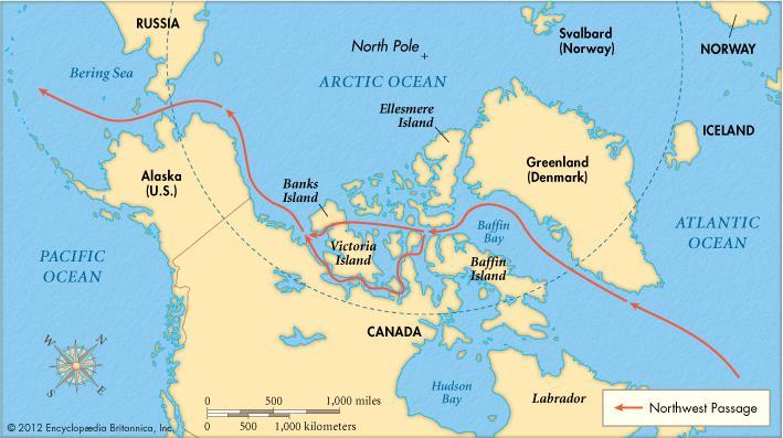 Labrador Northwest Passage