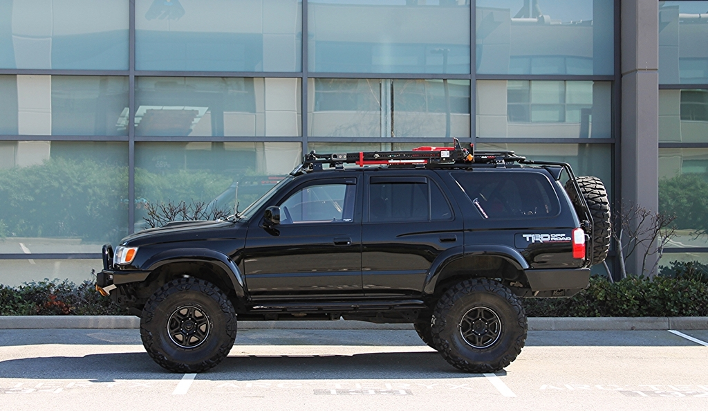 Sickest 3rd Gen Toyota 4Runner Ever Built -