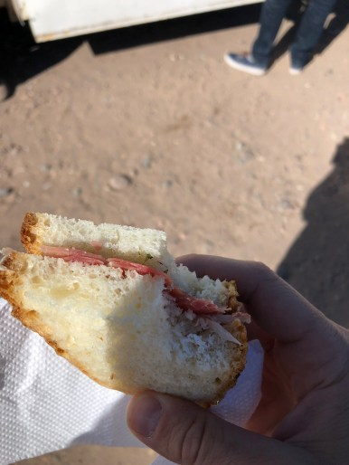 Bread to Ham ratio = Awful