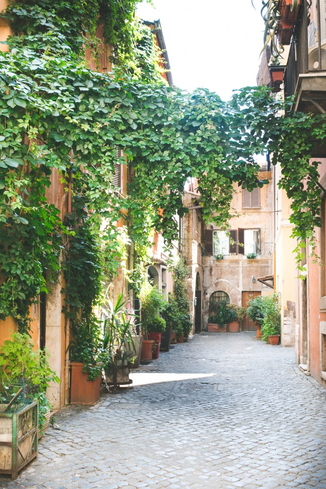 Trastevere, Rome, Italy - The Overseas Escape-4