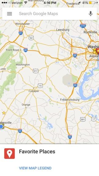 Google Maps - 7