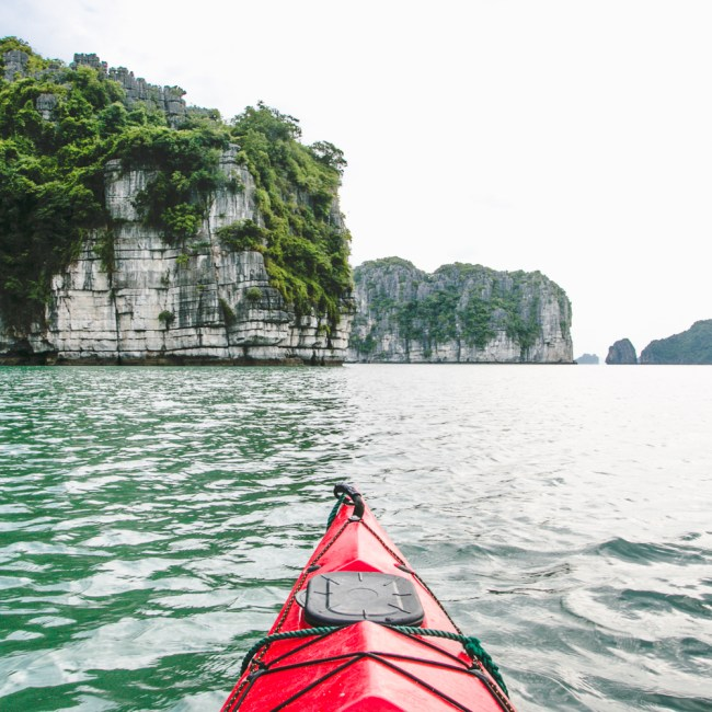 Indochina Junk - Ha Long Bay Vietnam - The Overseas Escape-18