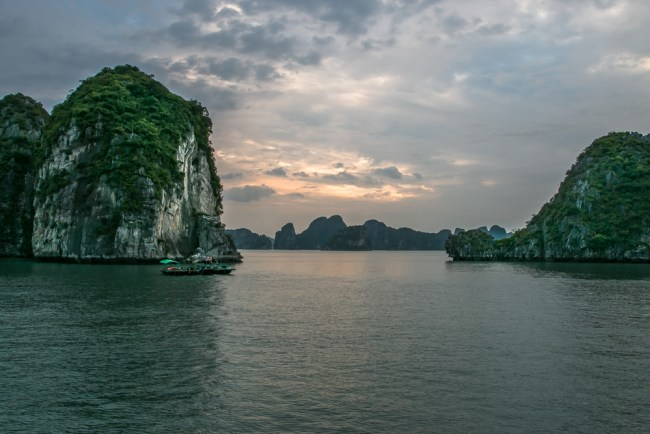 Indochina Junk - Ha Long Bay Vietnam - The Overseas Escape-27
