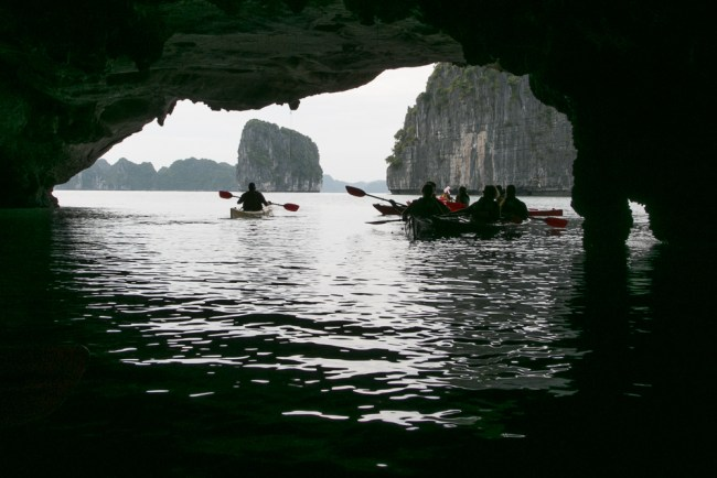 Indochina Junk - Ha Long Bay Vietnam - The Overseas Escape-6