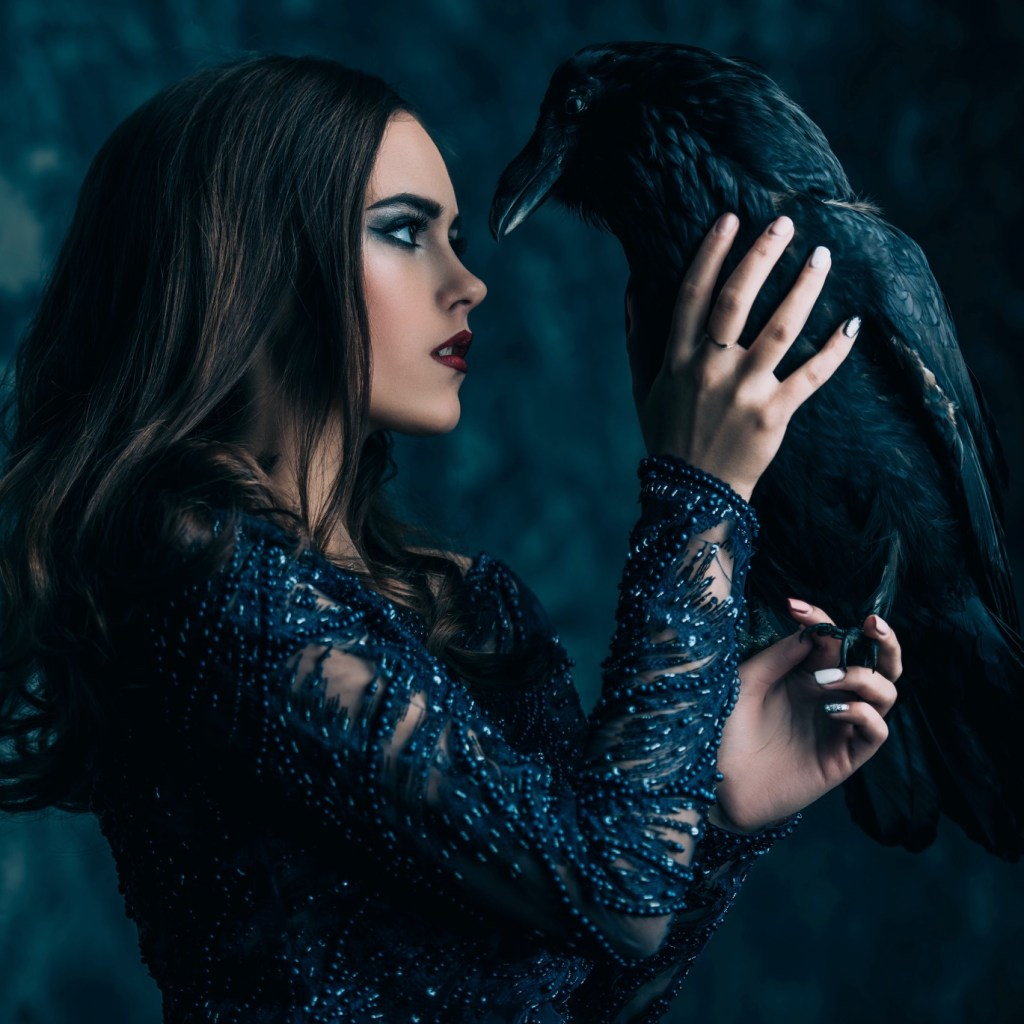 The Morrighan, Witch Archetype