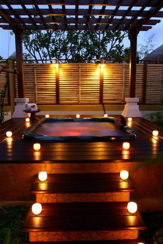 Sizzling Outdoor Hot Tubs That Will Make You Want To Plunge Right In The Owner Builder Network