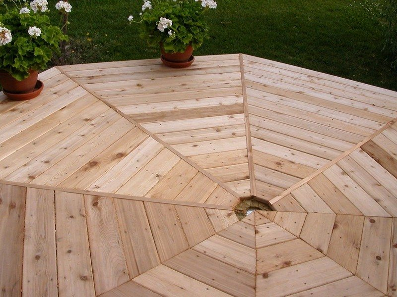 Ten Wonderful Ways To Improve Your Outdoor With Wood The