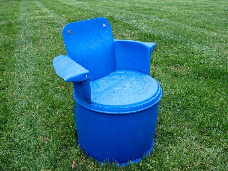 55 Gallon Drum Furniture